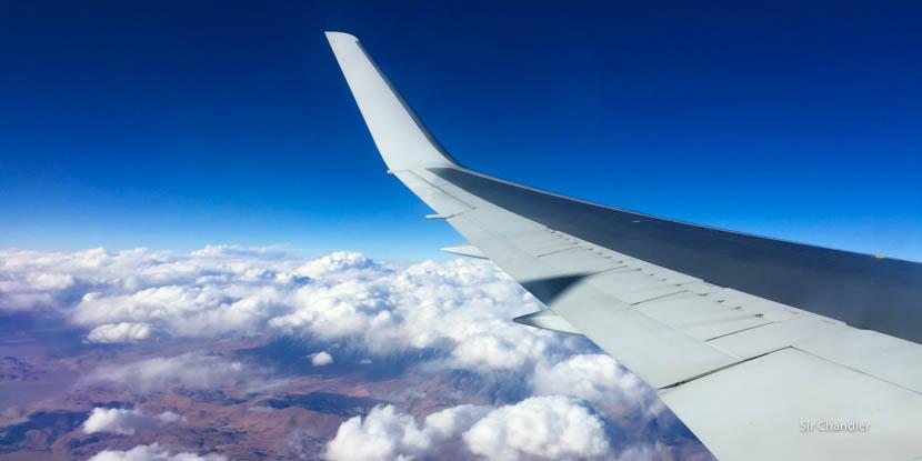 Volviendo de Las Vegas (II/III) LAX LIM con Lan Perú