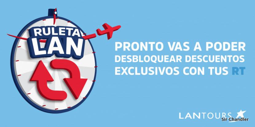 LAN lanza una promoción de paquetes nacionales «express»