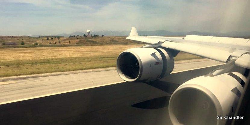 Video editado en el vuelo a Madrid por Iberia