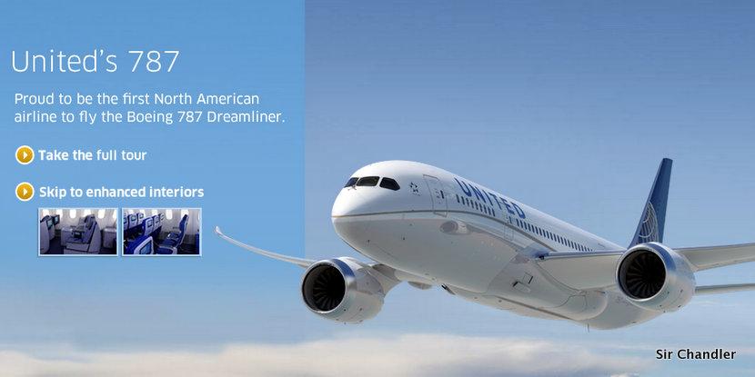 United volará con el 787 a Ezeiza desde Octubre