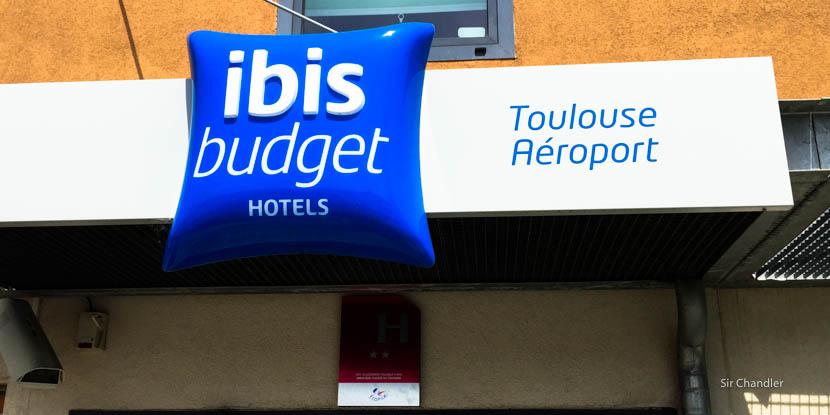 El Ibis Budget Toulouse (o cómo es un hotel de 2 estrellas real)