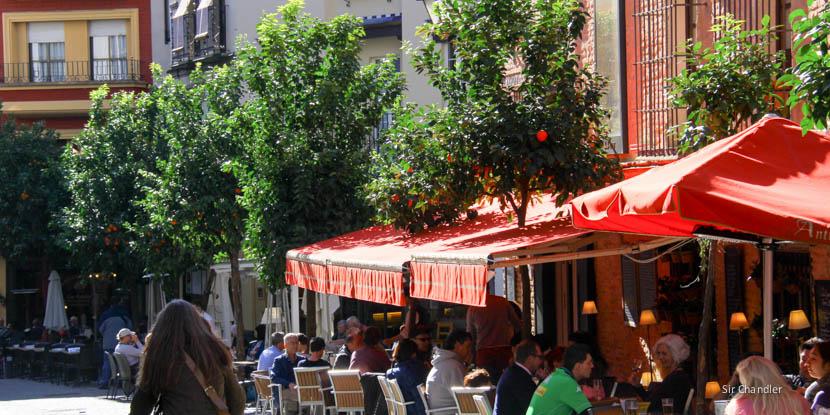Postales de Sevilla (la amé)