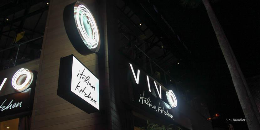 El Vivo restaurant en el CityWalk de Universal Orlando