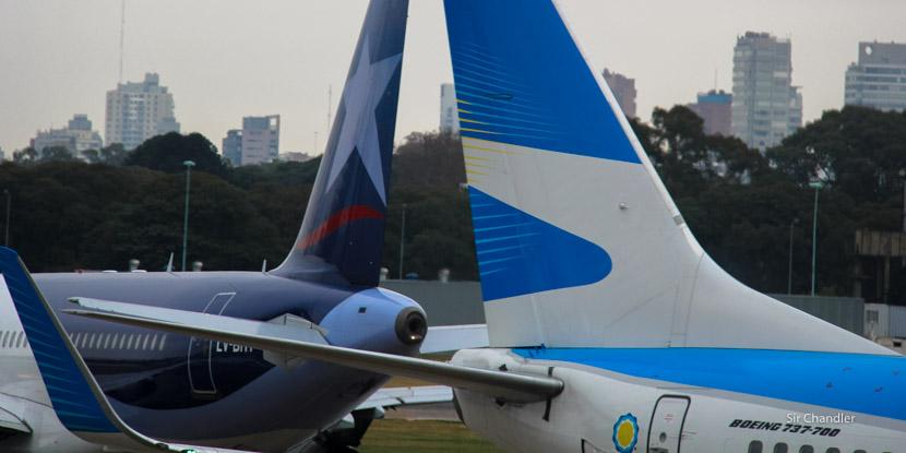 Rumores de nuevos aviones en 2016 para Aerolíneas Argentinas y LAN Argentina