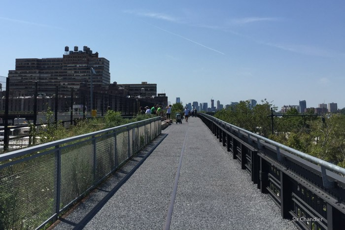 ­High Line New York