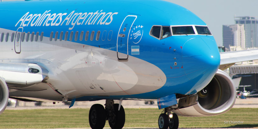 Aerolíneas Argentinas regala hasta 3.000 millas a los que no son socios ARPLUS