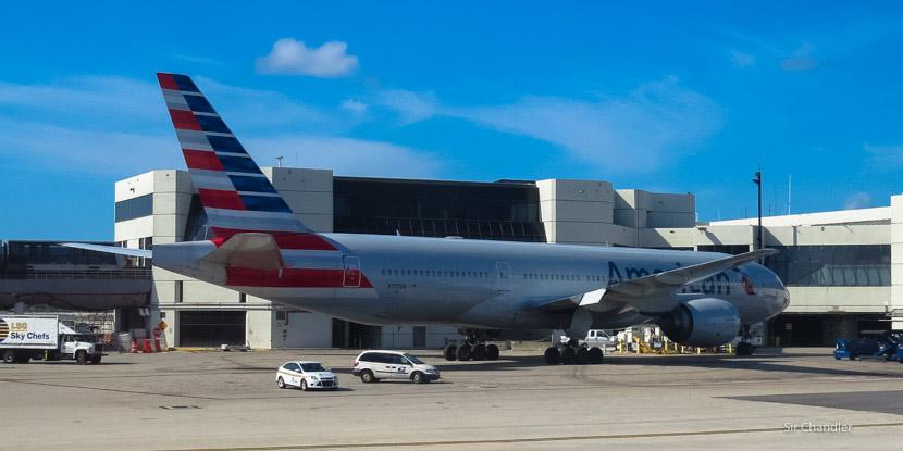 American Airlines cambia su programa de pasajeros frecuentes