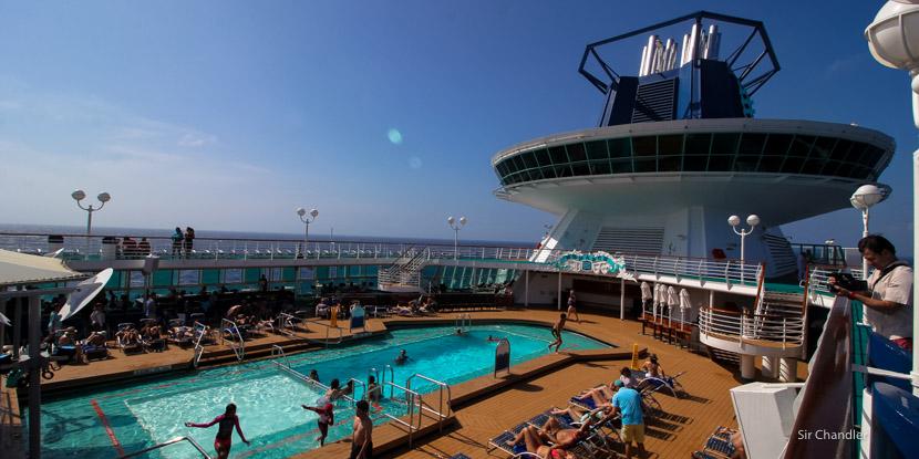 Crucero Pullmantur día 2: conociendo al Monarch