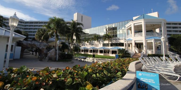 El hotel Meliá de Nassau – Bahamas