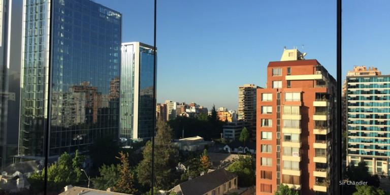 Santiago de Chile cuenta con EASY TAXI y UBER