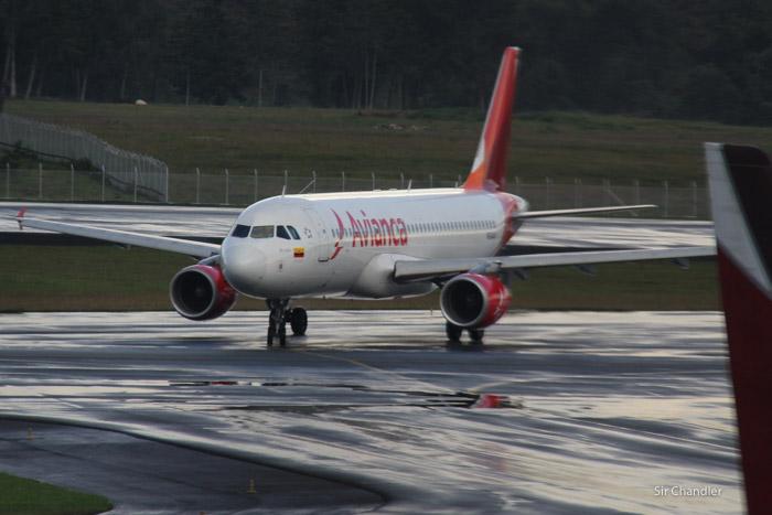 Avianca (Holding) comenzó la venta de Mendoza Lima