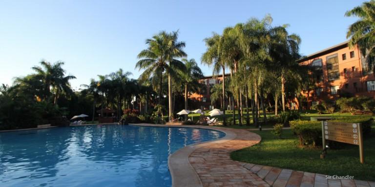 El Iguazú Grand Hotel en Cataratas