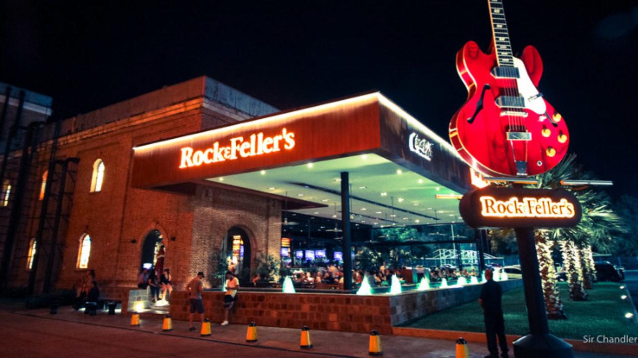 El Rock & Fellers del Alto Rosario