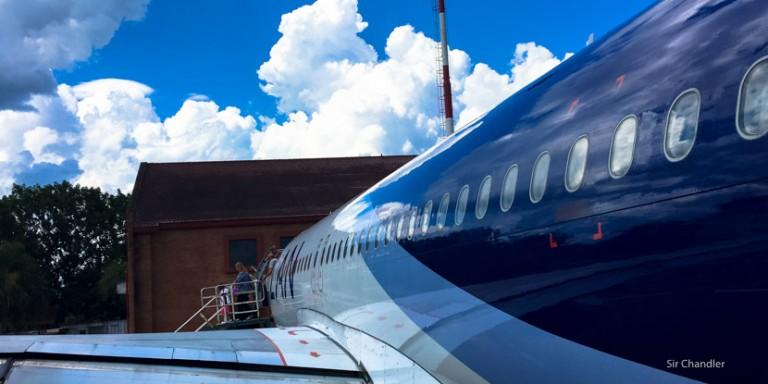 Volando a Iguazú en pleno verano (y con detalles en todos lados)