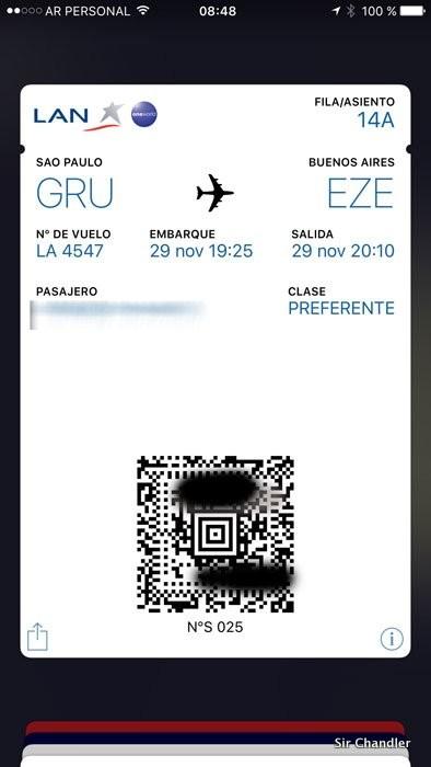Wallet Y Su Uso Para Los Viajes En El Iphone