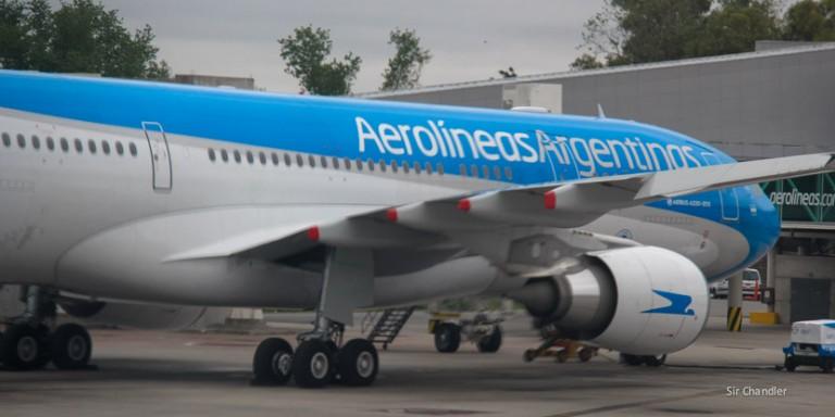 Vendría otro Airbus 330 para Aerolíneas Argentinas y se habla de recortes