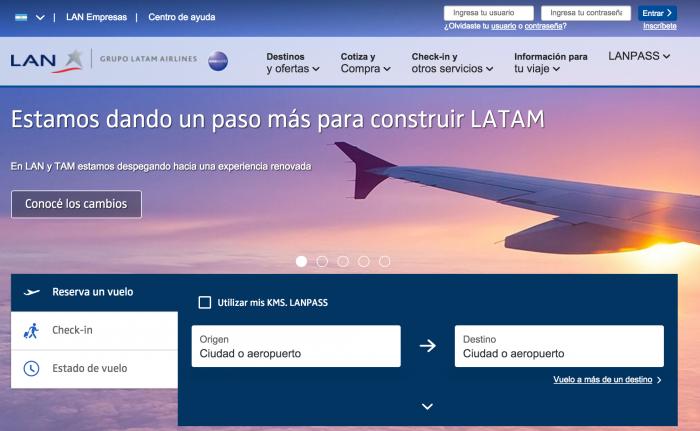 lan-sitio-web