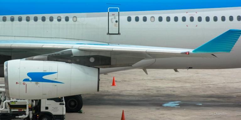 Aerolíneas retoma su vuelo a Caracas una vez por semana