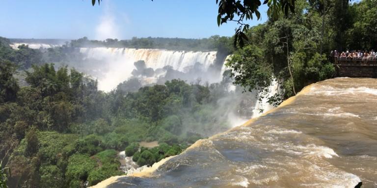 Recorrida por las Cataratas del Iguazú