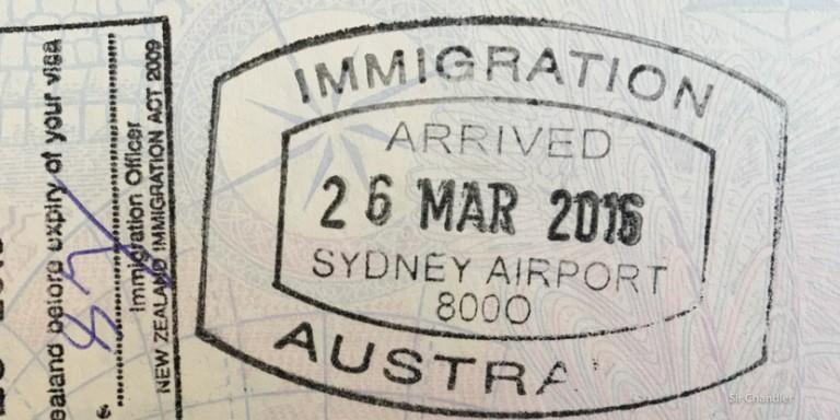 Volando a Australia con LAN – Parte II/II