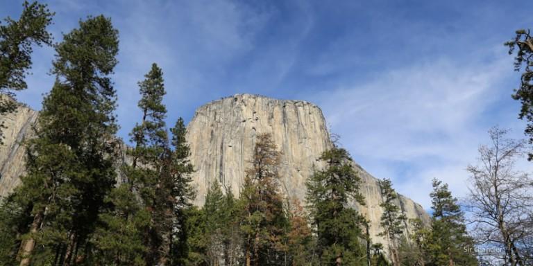 Conociendo un poco el Parque Nacional de Yosemite en California