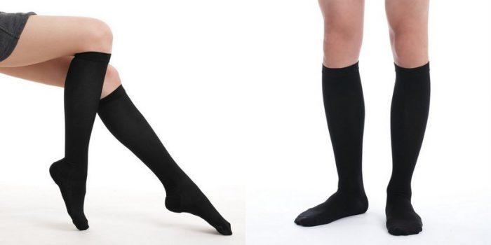Compresión qué ser para deben tan de apretados viajes los aéreos calcetines