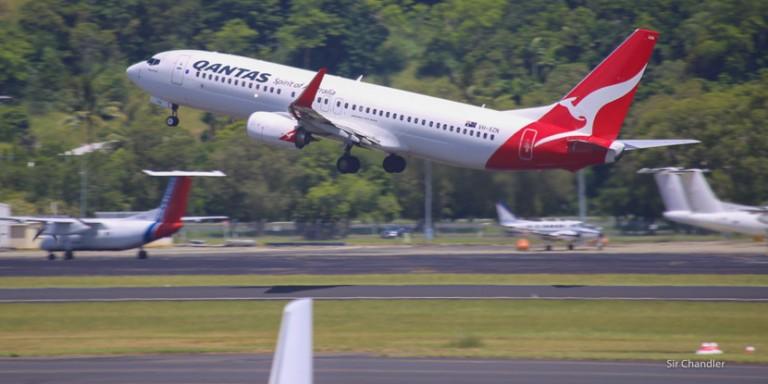 Aparecieron las millas de Qantas en LATAM PASS