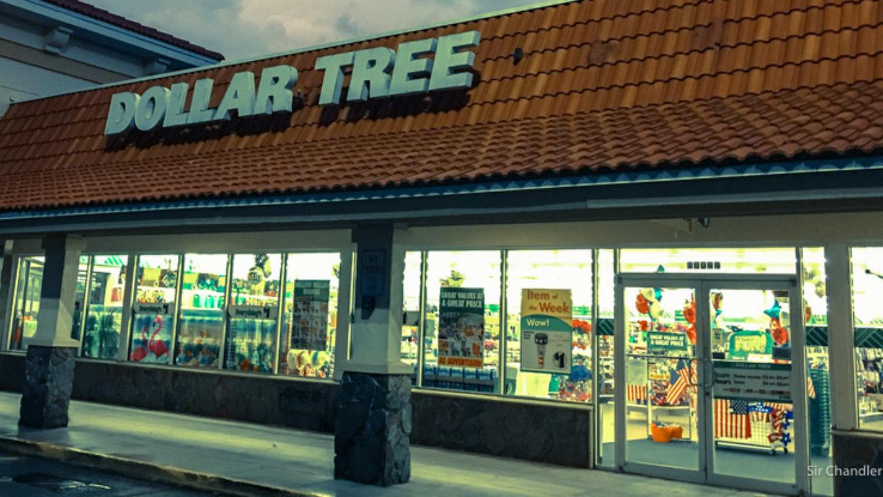 Dollar Tree, el supermercado que no pone precios