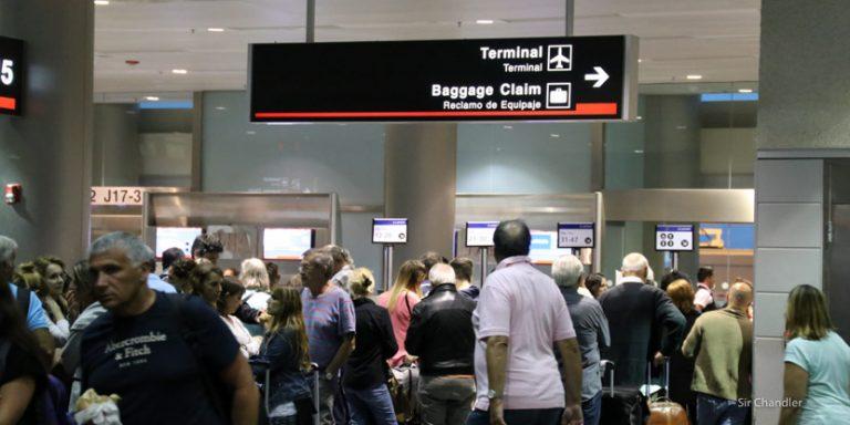 Video en 4K del vuelo entre Miami y Ezeiza con LATAM Argentina