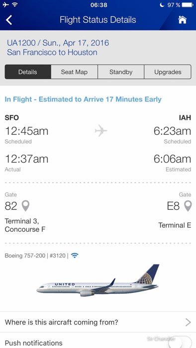 united-vuelo-8614