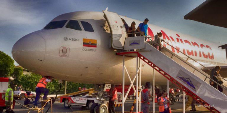 Avianca también abandona Venezuela