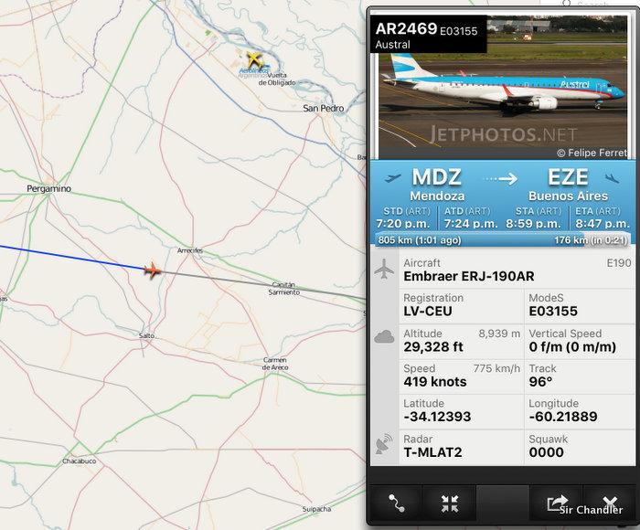embraer-austral-flightradar