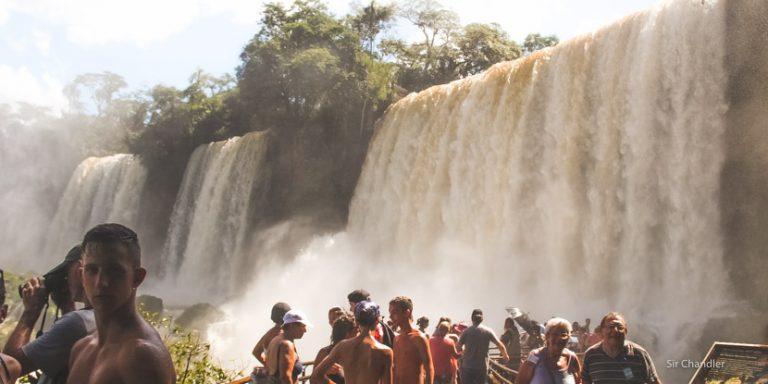 ¿Iberia volará a las Cataratas del Iguazú?