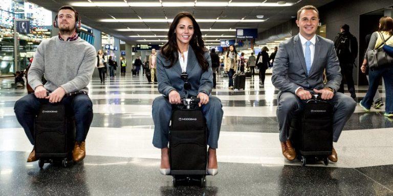 Encuesta sobre cantidad equipaje en viajes