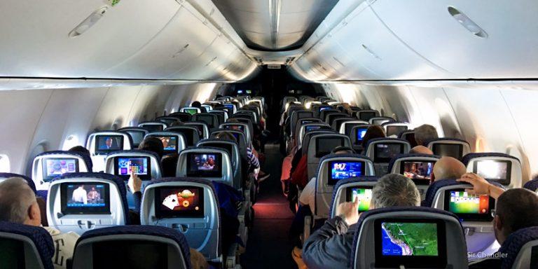 Volando a Punta Cana con COPA