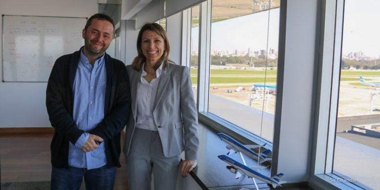 Charlando con Isela Costantini