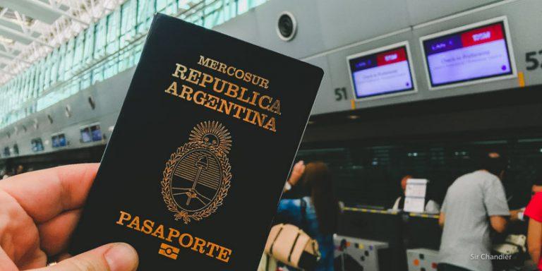 El pasaporte pasa a costar $1.500 desde agosto