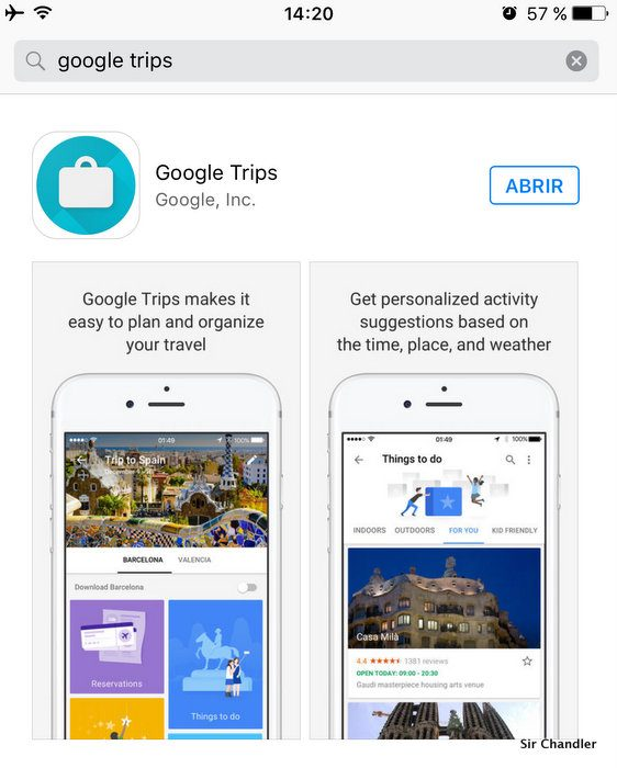 aplicacion-google-trips