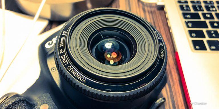 Fotos con una lente de 35mm (que cuesta menos de USD 100)