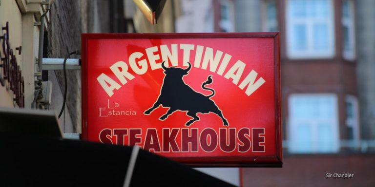 Los restaurantes argentinos de Amsterdam (con gato encerrado)