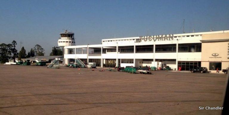 Tucumán fue a buscar vuelos internacionales de LATAM