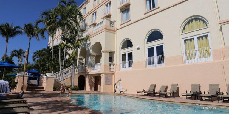 El Hilton Naples