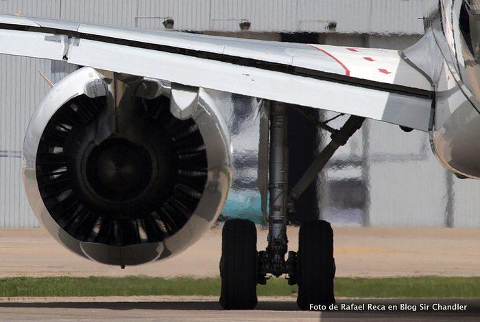 Motor Airbus 320 NEO