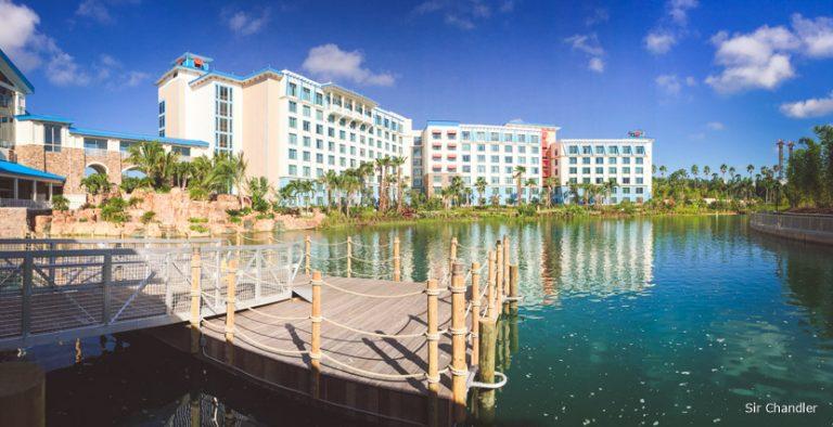 El hotel Loews Sapphire Falls de Orlando