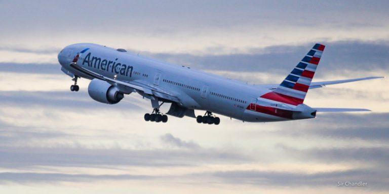 American Airlines rompió su récord de carga en vuelo desde Buenos Aires