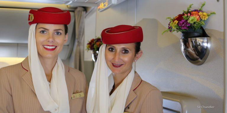 Volviendo de Dubai con Emirates (I/II)