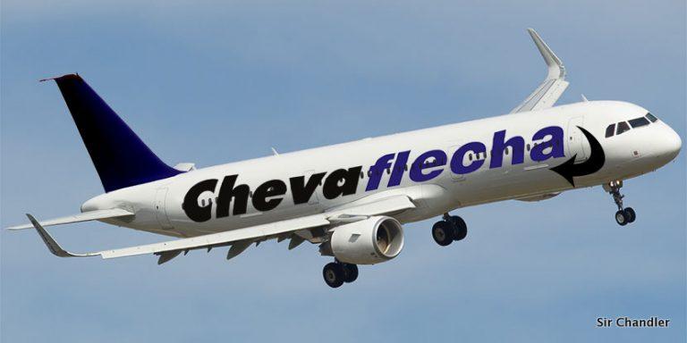 Anunciaron CHEVAFLECHA la aerolínea de Chevallier y Flechabus