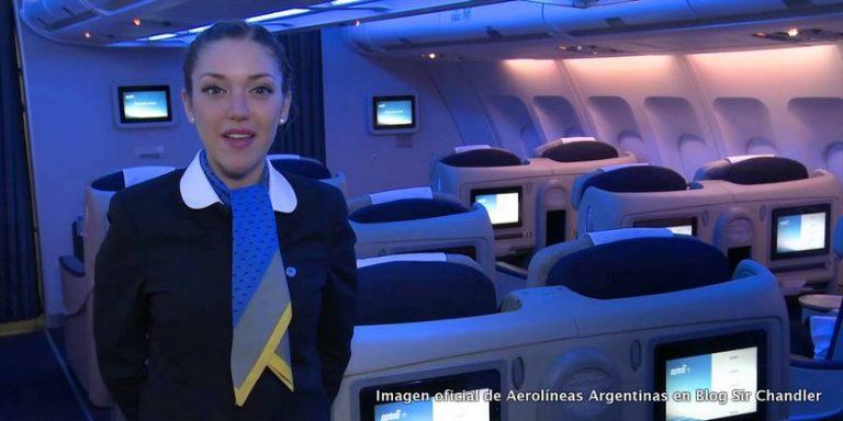 Aerolíneas Argentinas ya ofrece el Upgrade por subasta