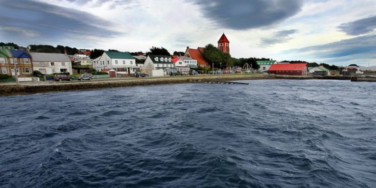 Arrancó la temporada de cruceros a Malvinas