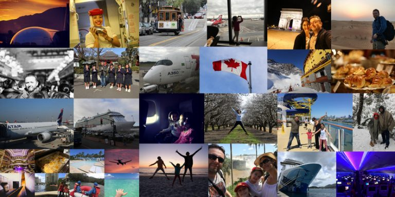 Un intento de resumen de los viajes 2016